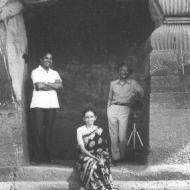 with Prof. Dhaky & Dr. Jamkhedekar