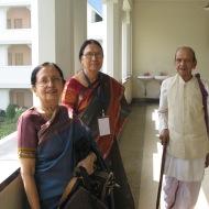 With Dr. N. P. Joshi & Dr. Kamal Giri