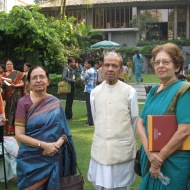 With Dr. Joshi & Dr. Kanitkar