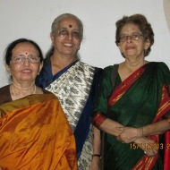 with Dr Kumud Kanitkar & Mrudula Joshi