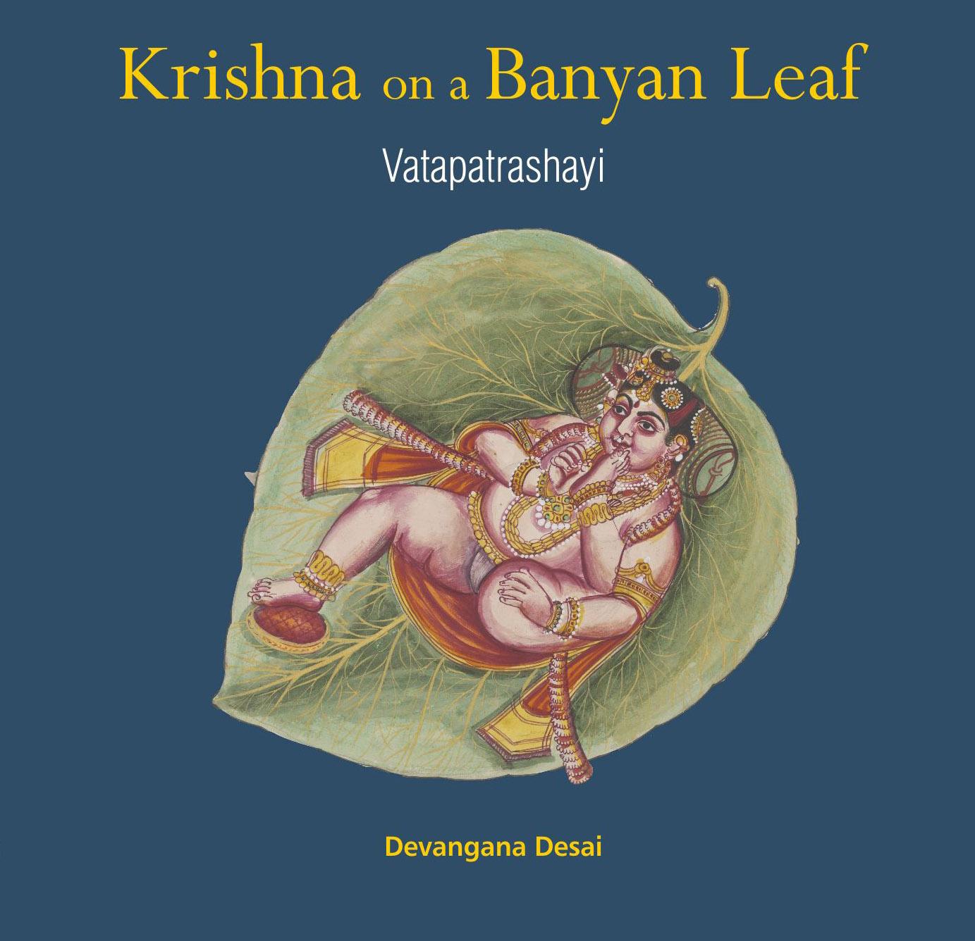 Krishna on a Banyan Leaf_Cover (060619) (4)